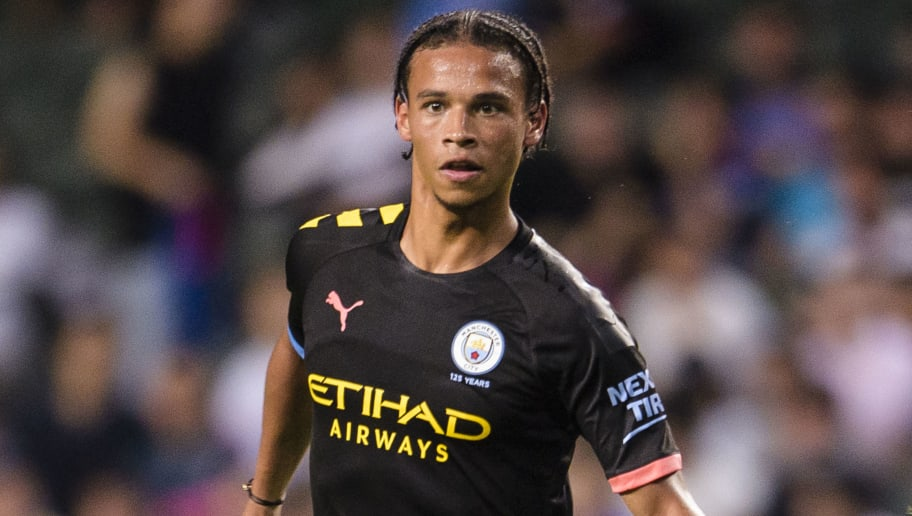 Leroy Sane Returns to Full Manchester City Training After Long-Term Knee Injury