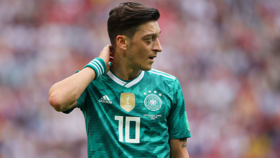 Mesut Ozil Admits World Cup Exit Hurts But Germany Boss Claims