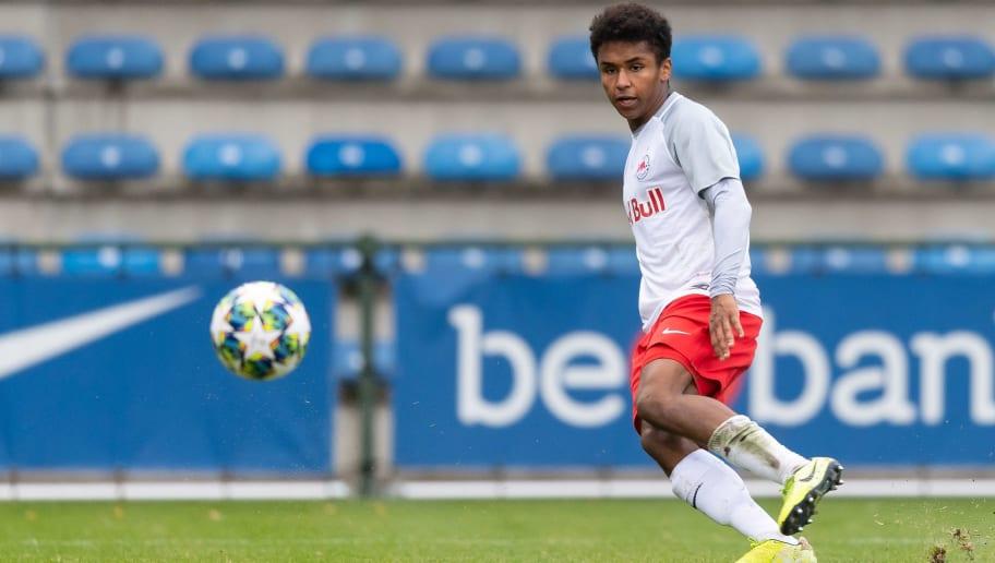 Salzburg statt Barcelona: RB verlängert mit Junioren-Nationalspieler Adeyemi