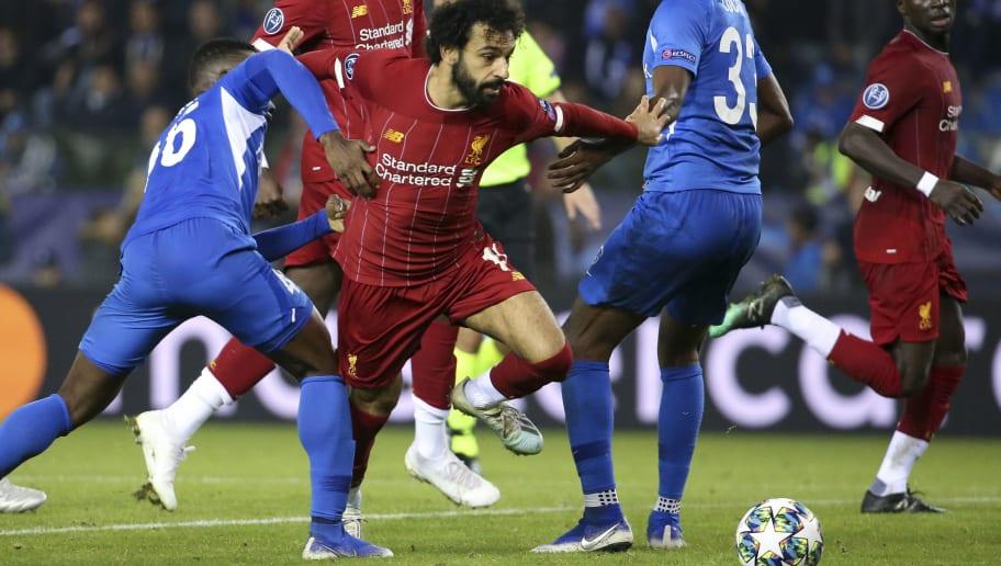 Mohamed Salah,Jhon Lucumi