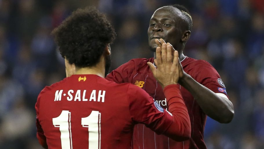 Sadio Mane Shoots Down Rumours of Salah Rift After Extended Period of Speculation