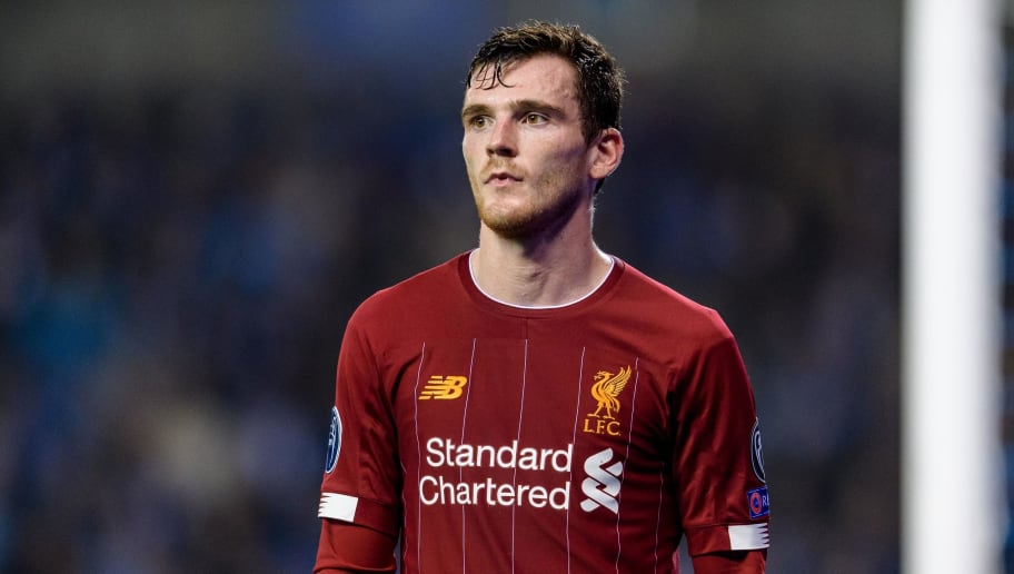 How Liverpool Can Ease the Load on Andy Robertson in the Second Half of the Season