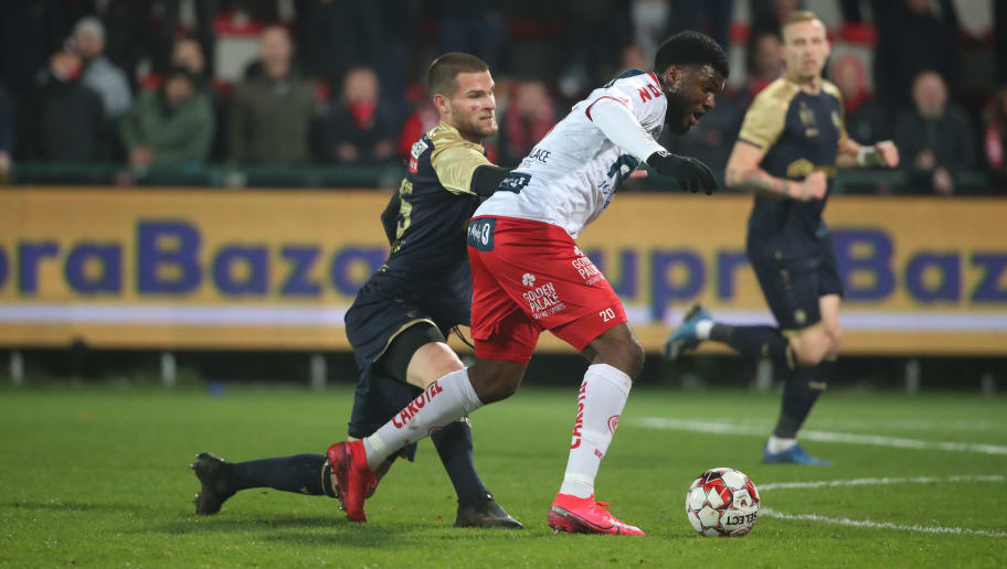 KV Kortrijk v Royal Antwerp - Belgian Cup: Semi-Final