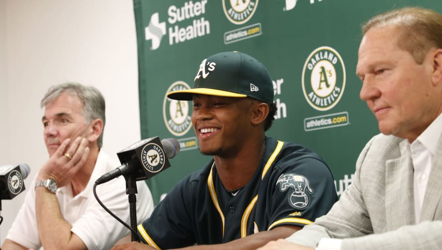 Billy Beane,Kyler Murray,Scott Boras