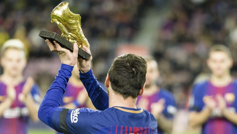 La Liga 2017-18 - FC Barcelona vs Deportivo La Coruna
