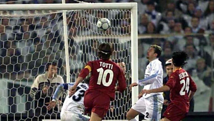 Lazio v Roma X
