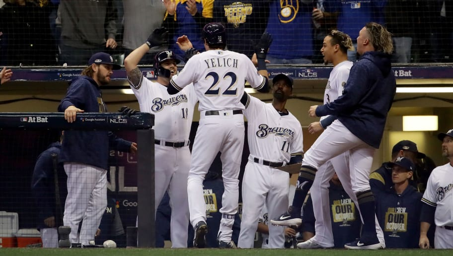 Brewers Projected Win Total Lower Than Cardinals and Cubs