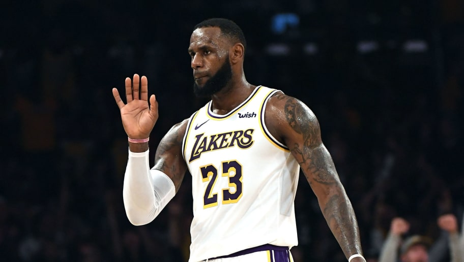 info for f7f75 59a50 LeBron James' Return to Cleveland With Lakers ESPN's Most ...