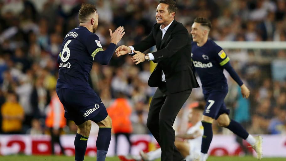 Frank Lampard Insists He Is Focused on Derby County Despite Links to Chelsea's Managerial Role