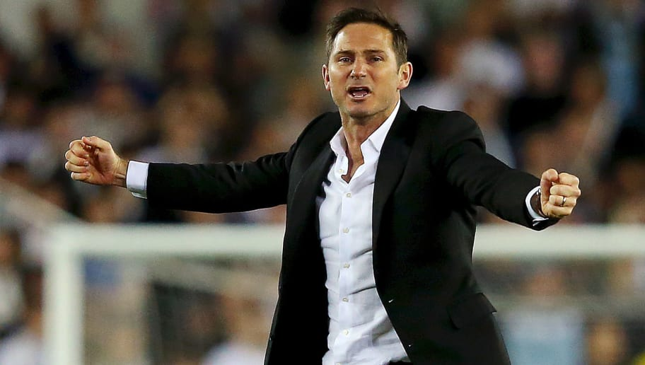 Frank Lampard Granted Permission by Derby to Open Talks With Chelsea