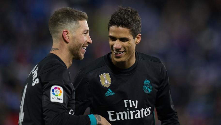 It Drives Me Mad': Raphael Varane Rubbishes Comparisons With Real ...