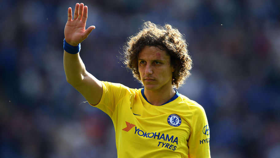 David Luiz Calls on Chelsea Youngsters to 'Step Up' & Fight for Place in Starting Lineup