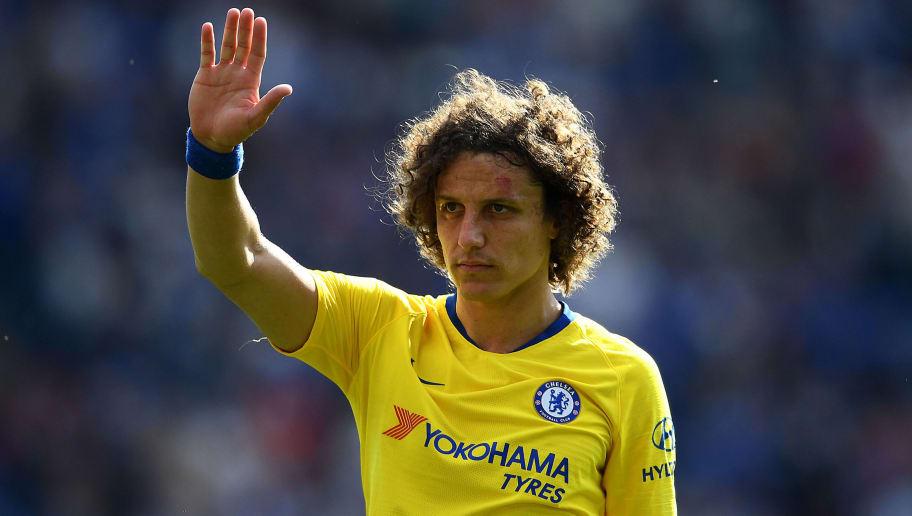 David Luiz Skips Chelsea Training to 'Force' Shock Move to ...
