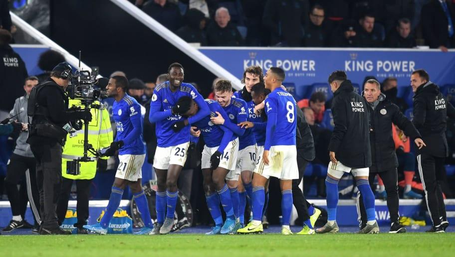 """Résultat de recherche d'images pour """"Leicester City 2:0 Watford"""""""