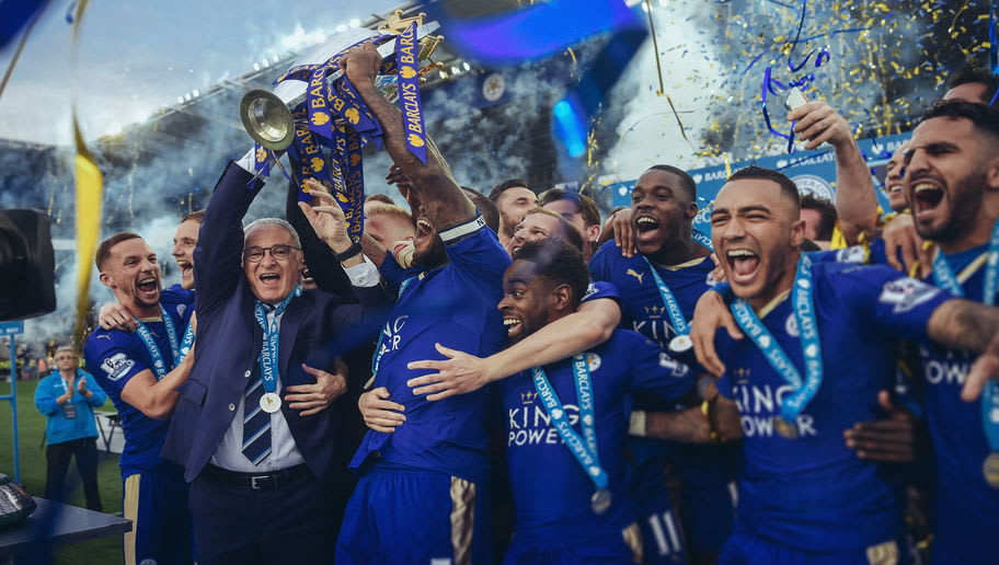 Leicester City Trophy 2016