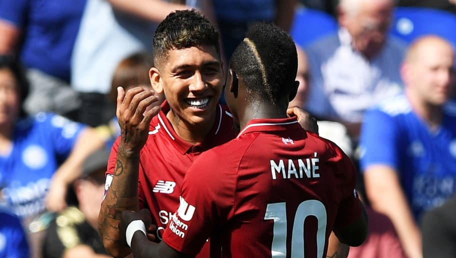 4c5d32bd72 Roberto Firmino Sports New Look in Training as Sadio Mane Reveals He ...