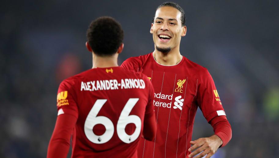 Virgil van Dijk Q&A: Liverpool Star Names Toughest Opponent to Mark, Liverpool's Fastest & More