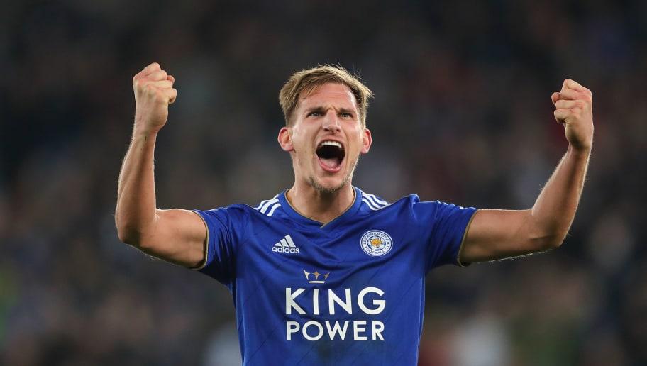 Premier League Winner Marc Albrighton Extends Leicester City Stay Until 2022