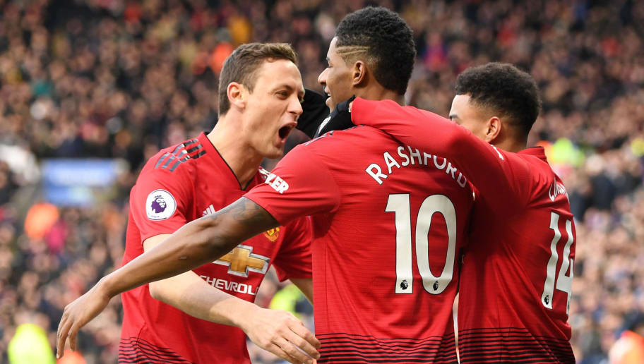 Image result for man united vs leicester city