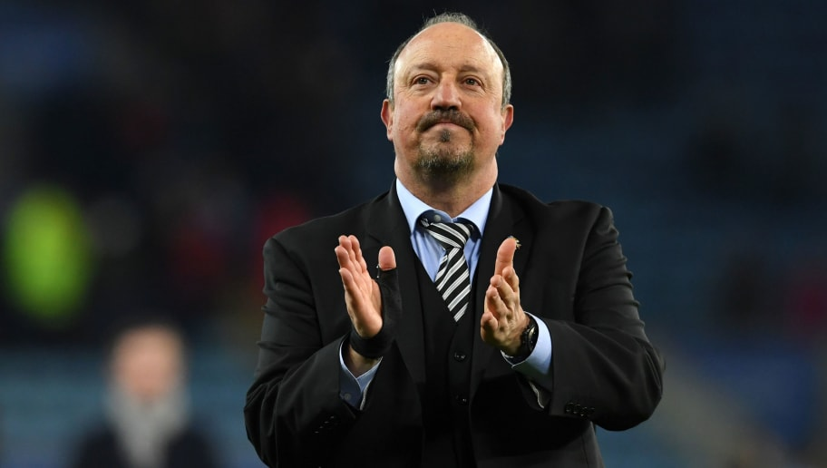 Rafael Benitez Responds to Matt Ritchie Summer Exit Rumours as Season Draws to a Close