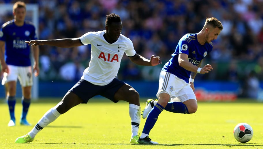 Victor Wanyama Finally Comments on Failed Summer Move Away From Tottenham