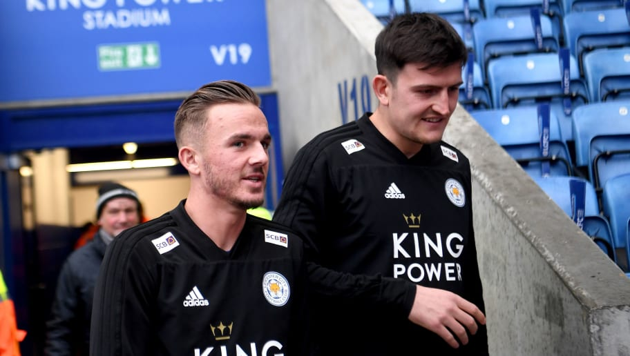 Harry Maguire,James Maddison