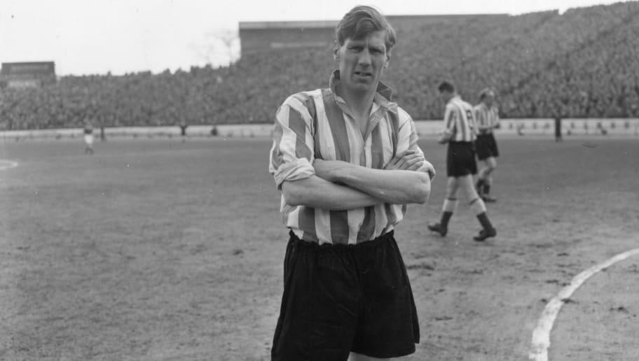 Len Shackleton