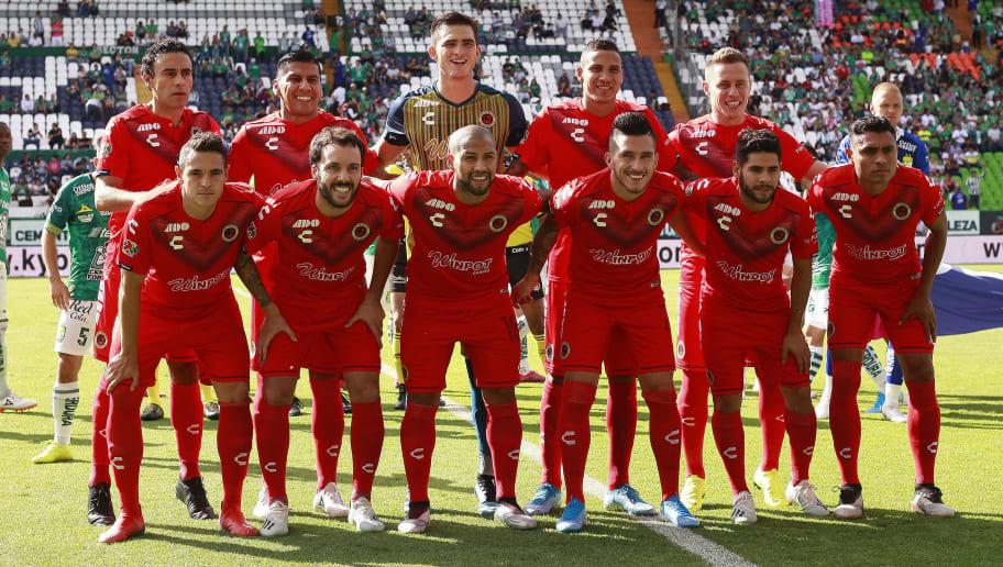 Leon v Veracruz - Torneo Apertura 2019 Liga MX
