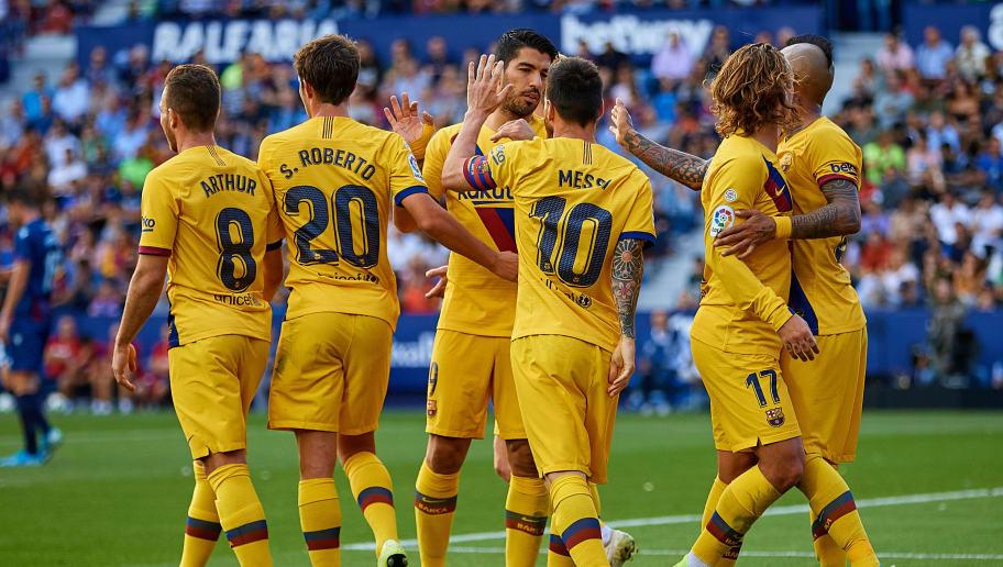 Leo Messi,Luis Suarez