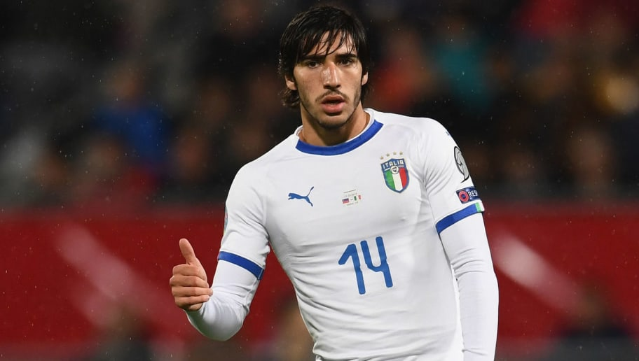 Manchester City & Paris Saint-Germain Scouts Travel to Italy to Watch Sandro Tonali
