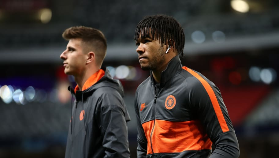 Chelsea Duo Reece James & Trevoh Chalobah Pull Out of England Under-21 Squad