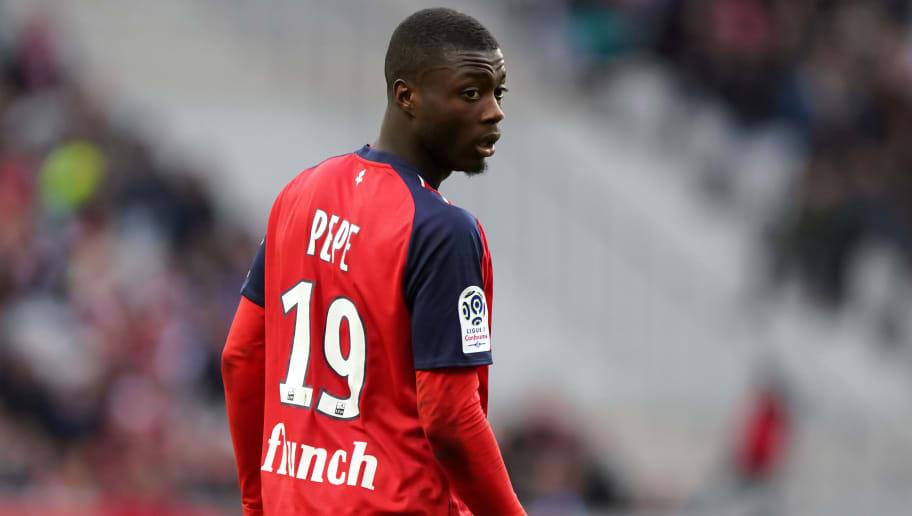 Nicolas Pepe