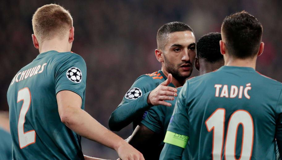"""Résultat de recherche d'images pour """"LOSC Lille 0:2 Ajax"""""""
