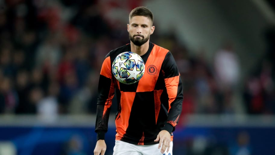 Olivier Giroud Does Not Regret Chelsea Move But is Not Happy With His 'Current Situation'