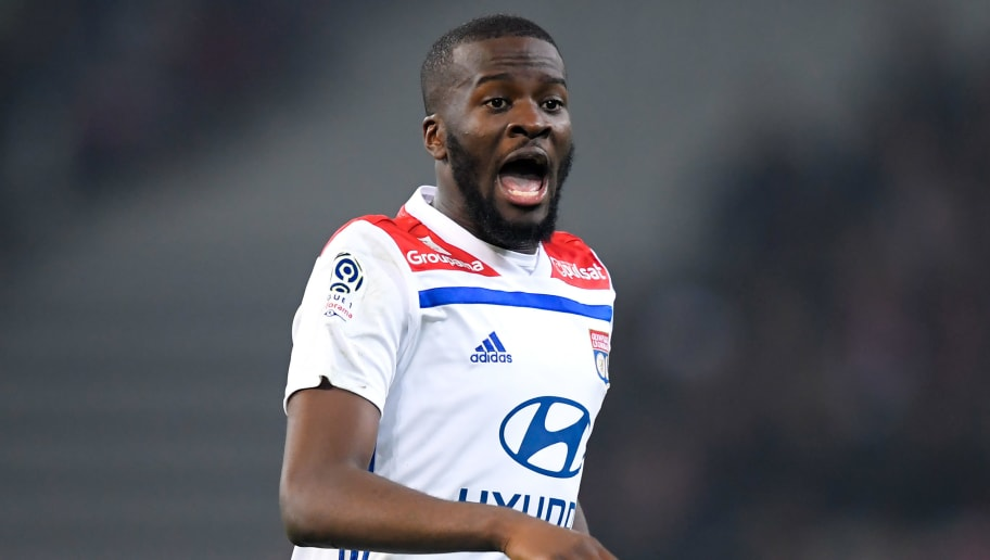manchester city and tottenham told how much they 39 ll have to fork out for lyon star tanguy ndombele. Black Bedroom Furniture Sets. Home Design Ideas