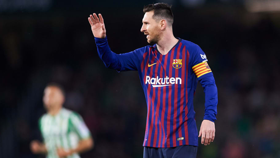 2c60e1581 Lionel Messi Picks His Top Five Players in the World  Excludes Cristiano  Ronaldo and Himself