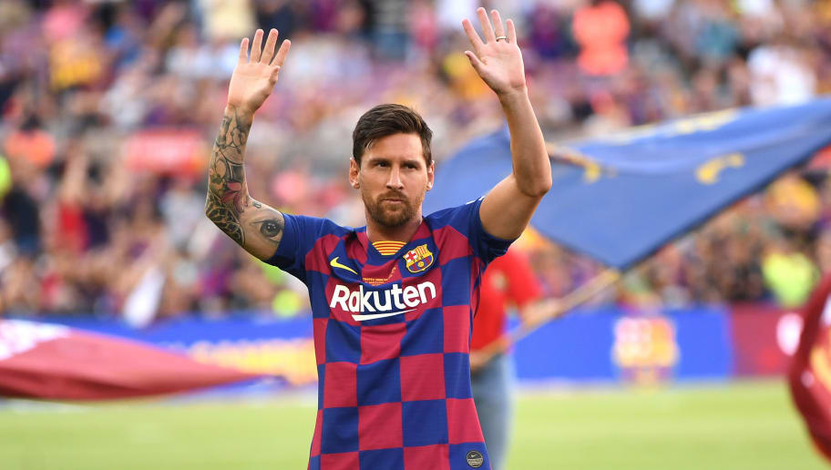 FC Barcelona to Start La Liga Campaign Without Lionel Messi for the First Time in a Decade