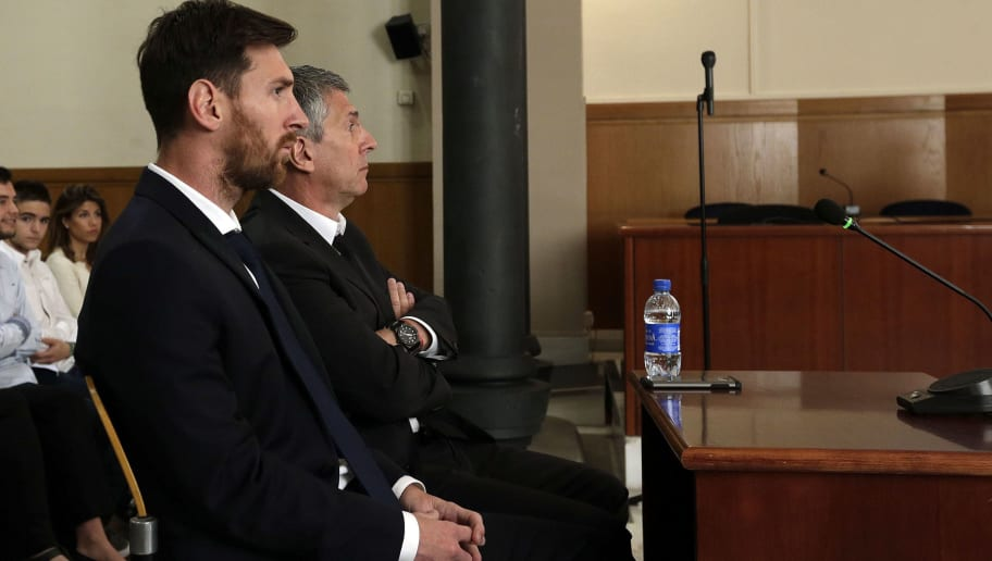 Javier Tebas Believes Lionel Messi Was Treated Unfairly by the Spanish Tax Office
