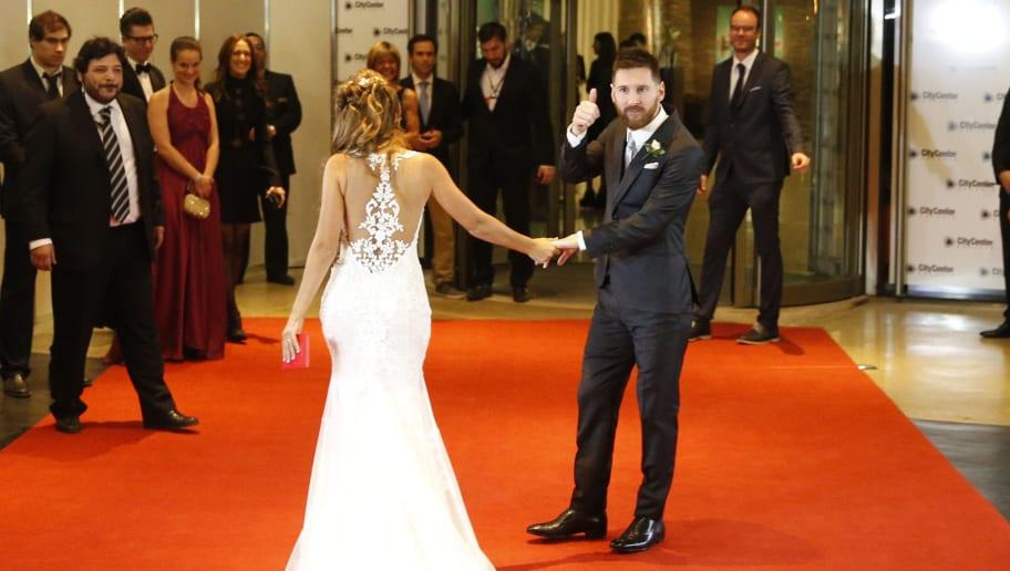 Lionel Messi,Antonela Rocuzzo