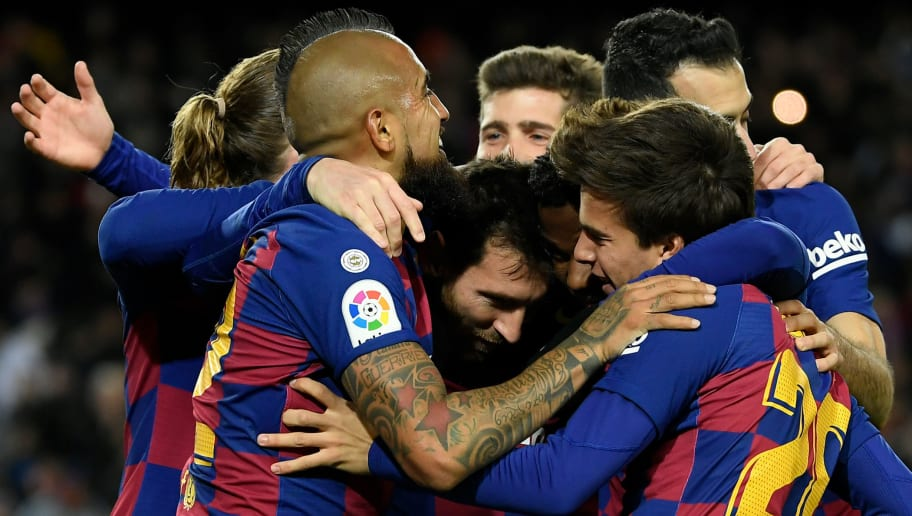Barcelona 1-0 Granada: Report, Ratings & Reaction as Lionel Messi Helps Quique Seitén to Debut Win