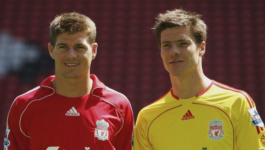 Steven Gerrard,Xabi Alonso