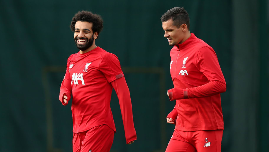 Dejan Lovren Reveals Hilarious WhatsApp Exchange With Mohamed Salah Following Manchester United Win