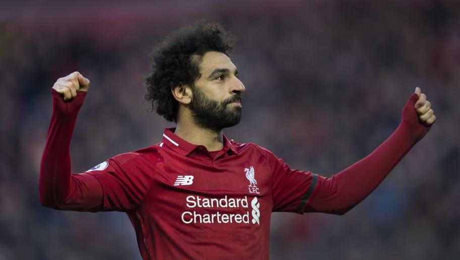 Mohamed Salah - Winger - Born 1992