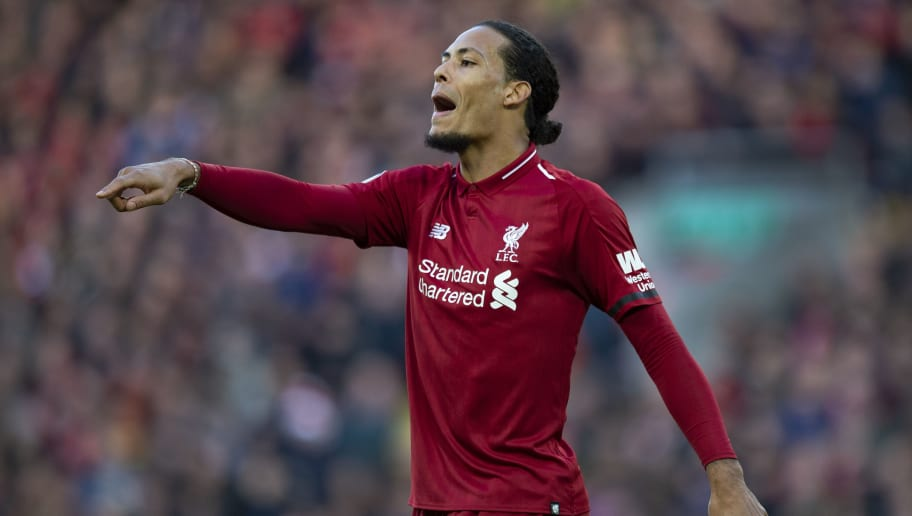 Virgil van Dijk Reveals He Played Through Broken Rib Earlier