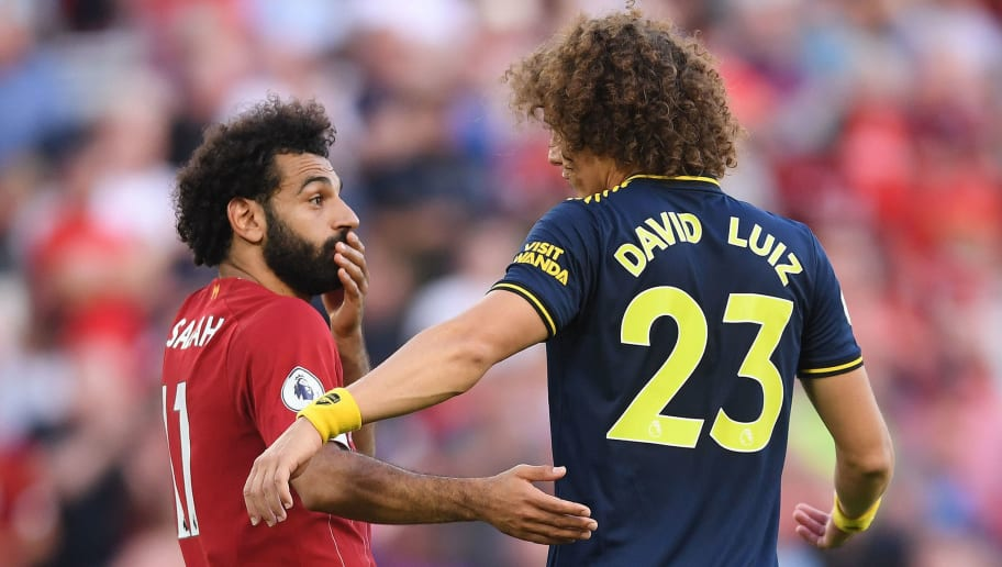 Mohamed Salah,David Luiz