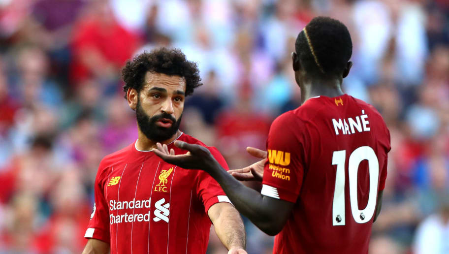 Stat Shows That Salah & Mane Issue Might Be Still Bubbling Under the Surface at Liverpool