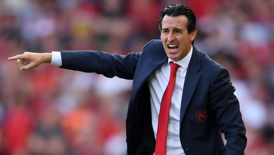 Unai Emery 'Would Consider' Becoming Next Everton Manager After Holding Talks