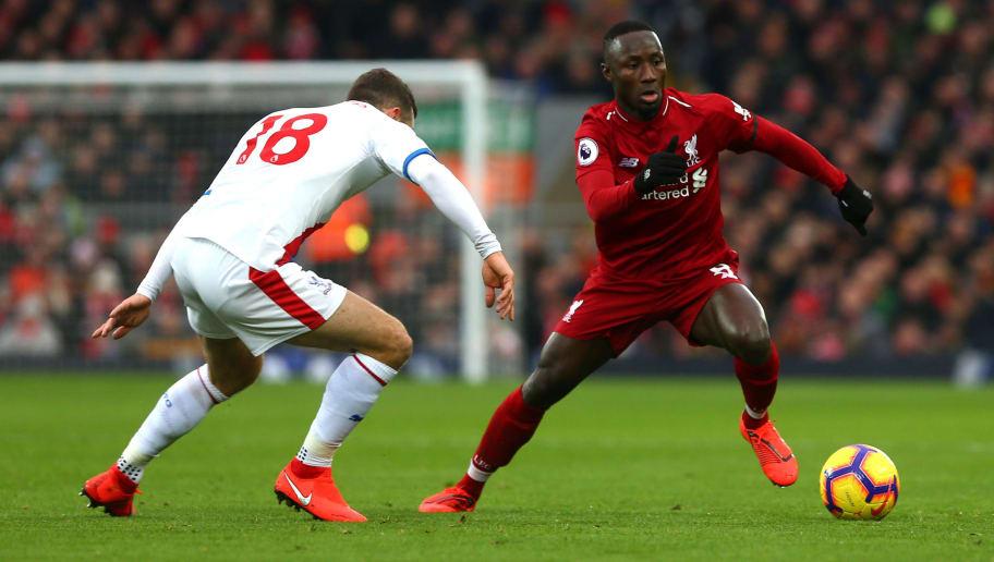 Liverpool FC v Crystal Palace FC - Premier League