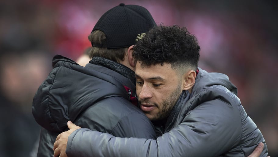John Barnes Says Returning Alex Oxlade-Chamberlain Could Be Like a New Signing for Liverpool