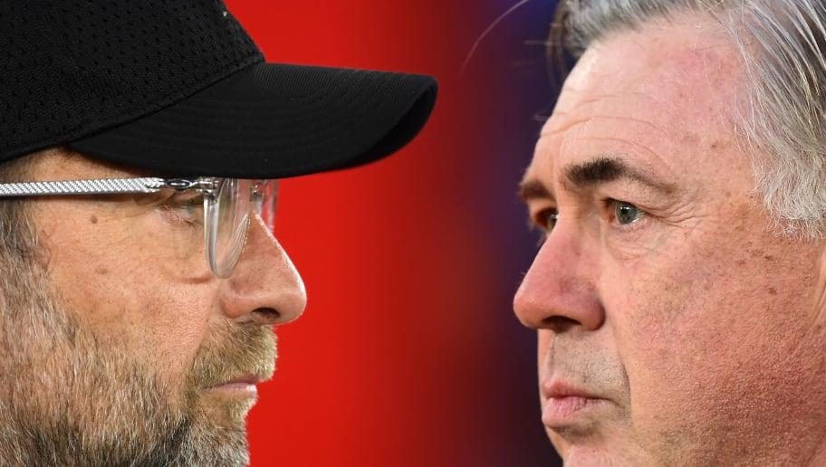 Jurgen Klopp,Carlo Ancelotti